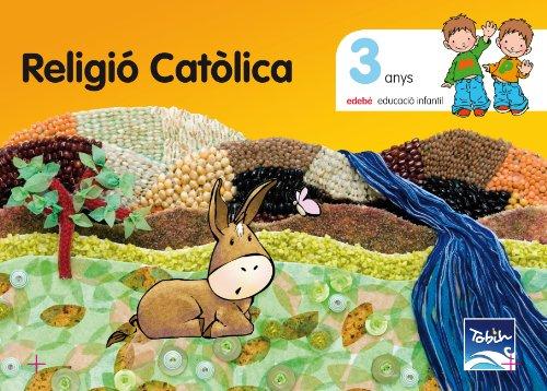 Religió Catòlica 3 Anys - 9788423696901