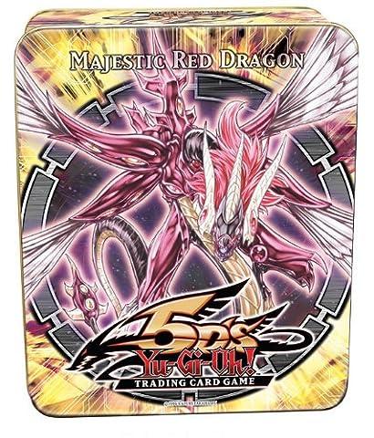 Yu-GI-Oh Majestic Red Dragon Tin Card