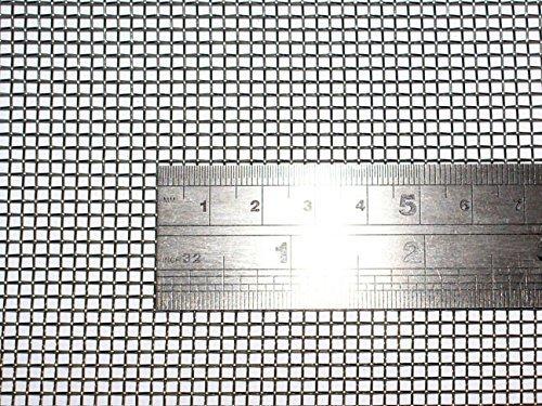 10 de alambre tejido de malla 60 cm x60 cm x2 mm...