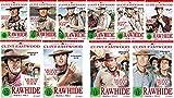 Rawhide Tausend Meilen Staub - Seasons 1-5 (38 DVDs)