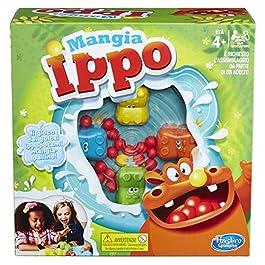 Hasbro Gaming – Mangia Ippo (Gioco in Scatola), 98936456