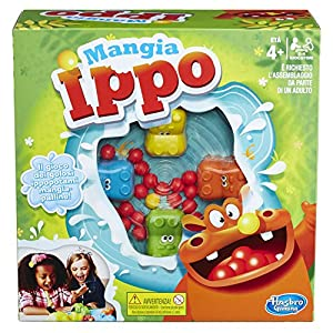 Hasbro Gaming Mangia ippo, Juegos de Caja