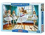 Castorland - B-27231-1 - Puzzle - Petites Ballerines - 260 Pièces