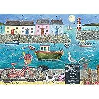 Otter House 1000 Piece Landscape Jigsaw Puzzle- Harbour