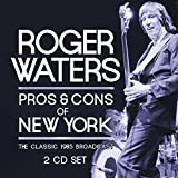 Roger Waters: Pros and Cons of New York Radi (Audio CD)