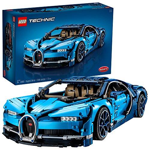 Lego Technic 42083 - Bugatti Chiron (3599 Teile)