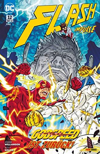 Flash: Bd. 12 (2. Serie): Der beste Trick der Welt