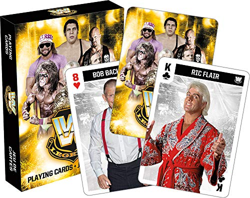 signs-unique Aquarius WWE Legends Spielkarten -