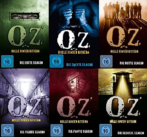 Oz TV Soundtrack