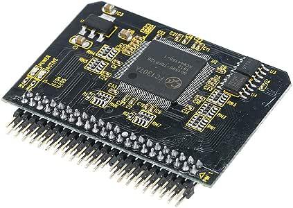 Windows 98SE SD-Speicherkarte auf 3,5-Zoll-IDE-Festplattenadapter mit 40-poligem Stecker ASHATA SD-Karte auf 3,5-Zoll-IDE-Adapter DOS Me Linux Secure Digital Converter 2000 XP und Vista.