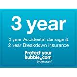 Protect your bubble.com by Assurant 3 year Accidental Damage & 2 year Breakdown insurance for a CLEANING APPLIANCE purchased from £350 to £399.99