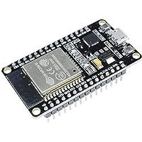 SquadPixel Esp-32 Wifi, Bluetooth, Dual Core Chip Development Board (ESP-WROOM-32)
