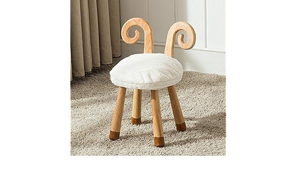 Sgabelli in legno appoggiapiedi in legno sedie seggiolino per