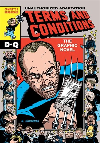 Terms and conditions: the graphic novel width=