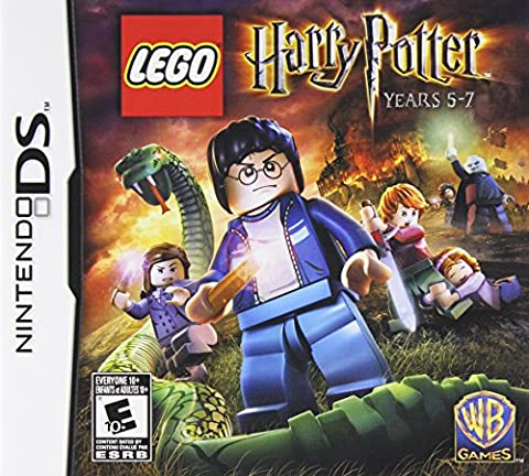 Lego Harry Potter: Years 5 - 7 - Nintendo DS by Warner Bros
