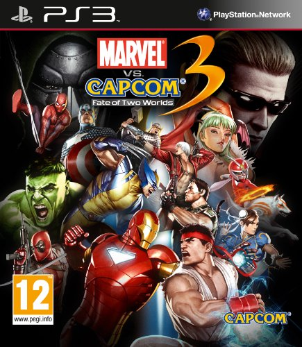 Marvel Vs Capcom 3: Fate of Two Worlds (Sony PS3) [Import UK]