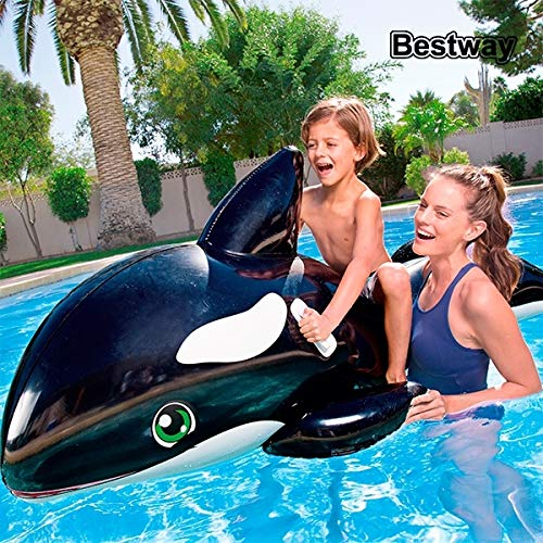 Orca gonfiabile boa balena nuoto mare