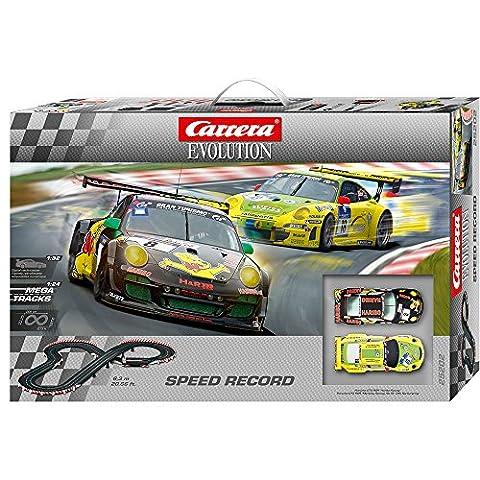 Carrera 20025202 - Evolution Speed Record