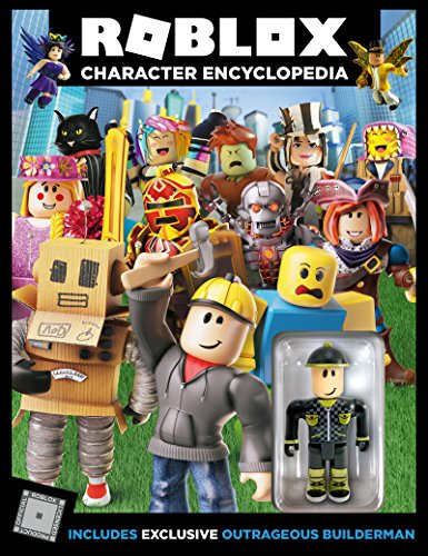 Roblox Character Encyclopedia por Official Roblox