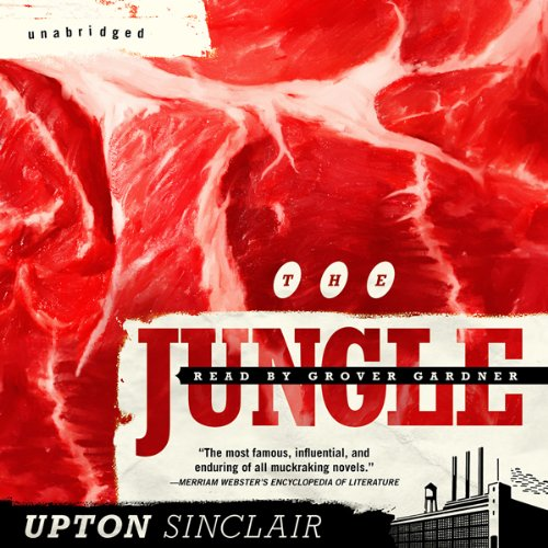 The Jungle  Audiolibri