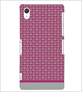PrintDhaba Pattern D-1588 Back Case Cover for SONY XPERIA Z2 (Multi-Coloured)