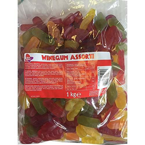 Red Band Weingummi Assorti (1 Beutel a 1kg)