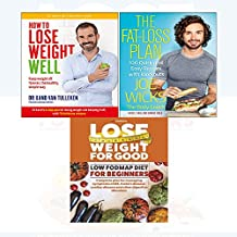 lose weight well the healthy, fat-loss plan, low fodmap diet for beginners 3 books collection set - keep weight off forever, 100 quick and easy recipes, complete plan for managing symptoms of ibs