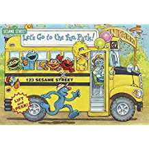 Let's Go to the Fun Park! (Lift-and-Peek-a-Brd Books(TM)) by Shana Corey (1999-10-12)