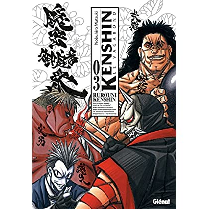 Kenshin Perfect edition - Tome 03