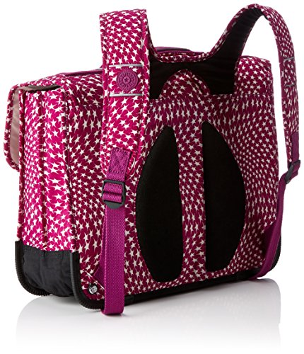 Cheapest Kipling – PREPPY – Medium schoolbag including fluo rain cover   – Star Swirl – (Print) Review
