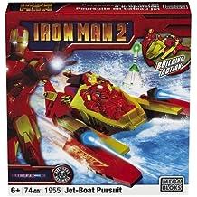 Mega Bloks Iron Man 2 - Jet-Boat Pursuit - set 1955