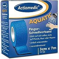 Gramm Schnellverband blau 3 cm x 7 m, selbsthaftend preisvergleich bei billige-tabletten.eu