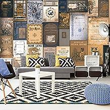 papier peint vintage. Black Bedroom Furniture Sets. Home Design Ideas