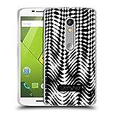 Head Case Designs Offizielle Turnowsky B&G Wellig Modelle Soft Gel Hülle für Motorola Moto X Play