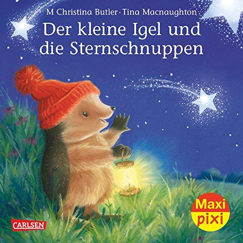 Maxi-Pixi Nr. 201: VE 5 Der kleine Igel und die Sternschnuppen