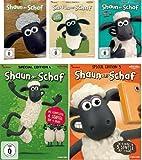 Shaun das Schaf - Special Edition Box - 1+2+3+4+5 im Set - Deutsche Originalware [20 DVDs]