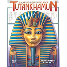 Tutankhamun: An Artist's Coloring Book