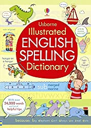 Illustrated English Spelling Dictionary (Illustrated Dictionary)