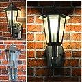 Auenleuchte Aussenlampe Wandleuchte Hausbeleuchtung Wegeleuchte Bewegungsmelder Bm 601a von Maxkomfort