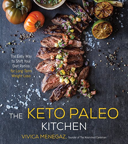 The Keto Paleo Miracle: Shift Your Diet Ratios for Long-Term Weight Loss por Vivica Menegaz