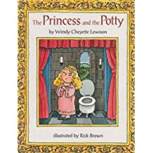Princess and the Potty, The by Lewison (1994-03-01)