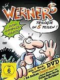 Werner   Comic Box 5 DVDs