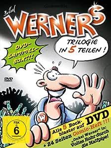 Werner - Comic-Box [5 DVDs]: Amazon.de: Rötger Feldmann