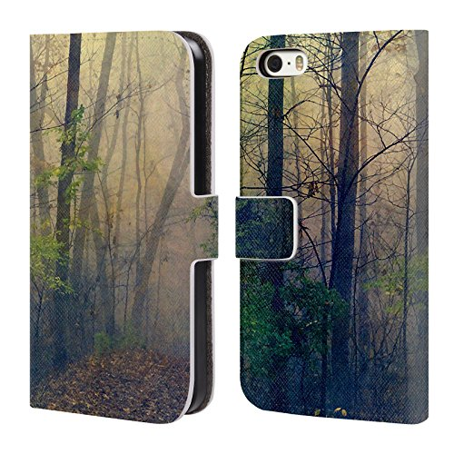 official-olivia-joy-stclaire-foggy-world-woodland-leather-book-wallet-case-cover-for-apple-iphone-5-