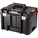 Dewalt Tstak VI tafelbare gereedschap-/transportbox (combineerbaar met andere Tstak-boxen, veilige opslag van elektrisch gere