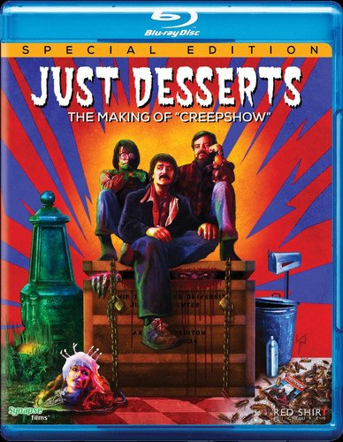 JUST DESSERTS: THE MAKING OF CREEPSHOW - JUST DESSERTS: THE MAKING OF CREEPSHOW (1 Blu-ray)