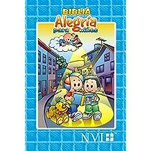 Biblia Alegria Para Ninos-NVI