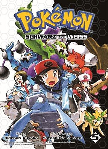 Pokémon Schwarz und Weiss: Bd. 5