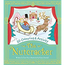 The Nutcracker (3D Colouring & Activity)