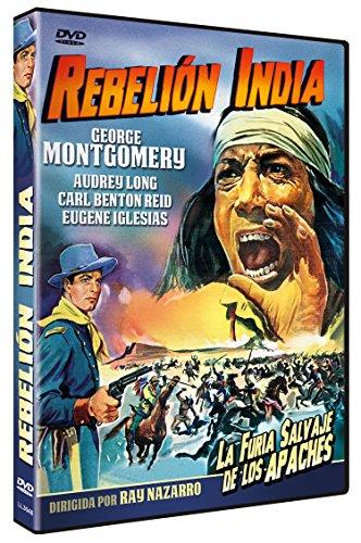 Teufel der weißen Berge (Indian Uprising, Spanien Import, siehe Details für Sprachen)